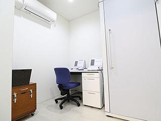 聴覚検査室